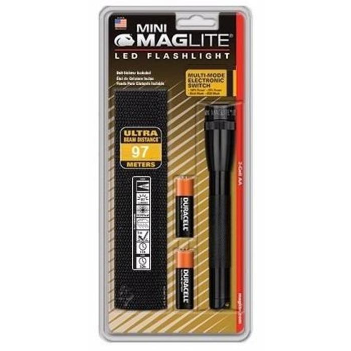MINI MAGLITE LED 97 LUMENS