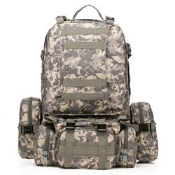 Mochila Eagle Claw Military Tactical