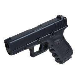 PISTOLA AIRSOFT G23 BLOWBACK 6 MM